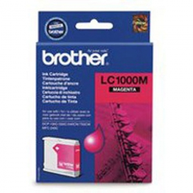 Brother LC1000M magenta tintapatron (TJBLC1000M)