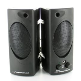 ESPERANZA TEMPO 2.0 fekete hangfalszett (EP109)