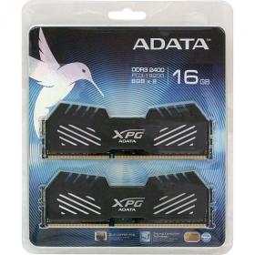 ADATA DDR3 XPG V2 2x8GB 2400MHz CL11 1.65V, Szürke (AX3U2400W8G11-DMV)