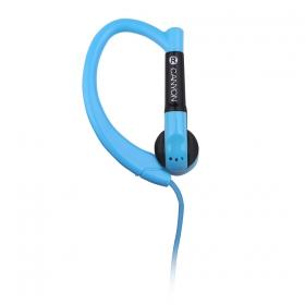 Canyon CNS-SEP1BL mikrofonos kék sport headset