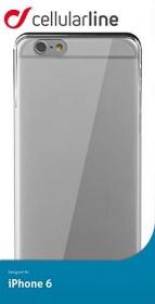 Cellularline Color Slim iPhone 6 fehér telefontok (COLORSLIPH647W)