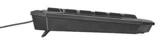 Trust GXT 830 USB magyar billentyűzet (21389)