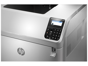 HP LJ Enterprise M604n fekete lézernyomtató (E6B67A)
