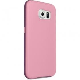 Belkin Grip Candy Samsung S6 rózsaszín telefontok (F8M938BTC01)
