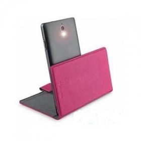 Cellularline Book Case ''XXXL'' univerzális rózsaszín telefontok (BOOKUNI3LP)