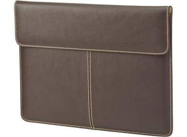 HP Premium Leather Sleeve Bőr Tok 13,3'' Barna (F3W21AA)