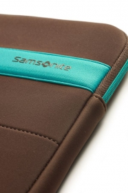 Samsonite Colorshield Tablet Tok 10.2'' Barna-Türkiz (24V-013-005)