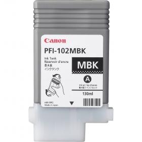 Canon PFI-102MBk matt fekete tintapatron (0894B001AA)