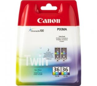 Canon CLI-36 2 db-os színes tintapatron (1511B018)