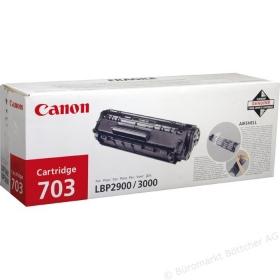 Canon CRG- 703 fekete toner (7616A005)