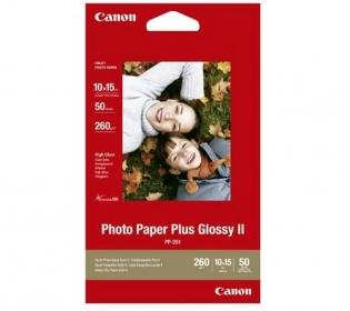 Canon PP-201 10x15 cm 50 db-os fényes fotópapír (2311B003)