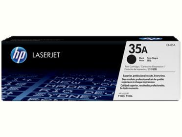 HP 35A fekete toner (CB435A)