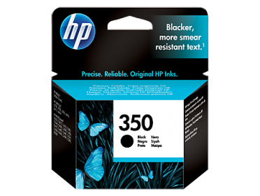 HP 350 fekete tintapatron (CB335EE)