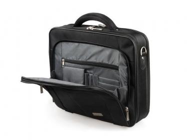 Natec BOXER 17,3'' Notebook Táska Anti-Shock System Fekete (NTO-0393)
