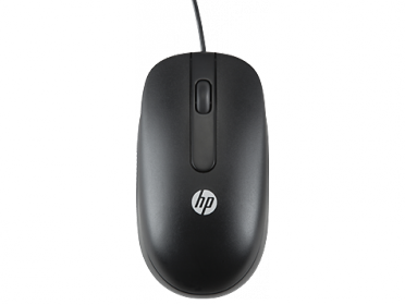 HP QY777AA USB optikai fekete egér