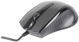 A4Tech V-Track N-500F-1 egér USB fényes szürke (A4TMYS40975)