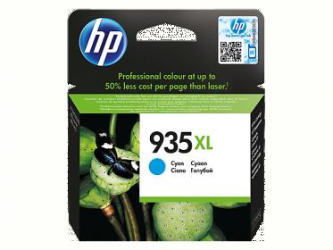 HP 935XL nagy kapacitású ciánkék tintapatron(C2P24AE)