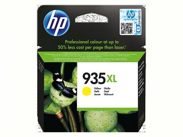HP 935XL nagy kapacitású sárga tintapatron(C2P26AE)