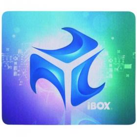 I-BOX MP002 mintás kék egérpad (IMP002)
