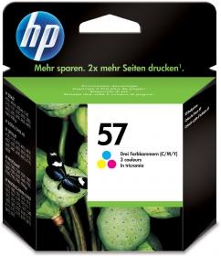 HP No57 Színes Tintapatron (C6657AE)