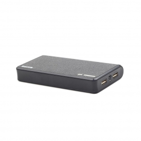 EnerGenie Power bank 8400mAh fekete (EG-PB08-01)
