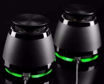 Razer Ferox 2013 2.0 Fekete Hangszóró (RZ05-00500200-R3G2)