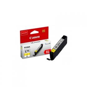 Canon CLI-571Y  XL sárga tintapatron (0334C001)