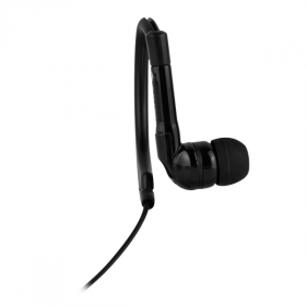 Canyon CNS-SEP1B mikrofonos fekete sport headset