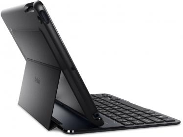 Belkin F5L151DEBLK fekete iPad Air billentyűzetes tablet tok