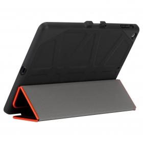 Targus 3D Protection iPad Air/Air 2 fekete-piros tablet tok (THZ599EU)