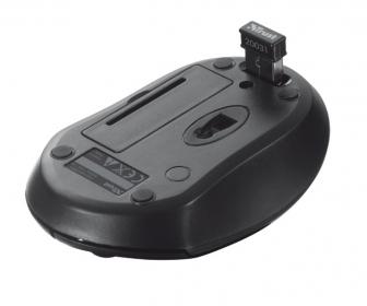 Trust Modo wireless fekete angol billentyűzet és egér (20031)