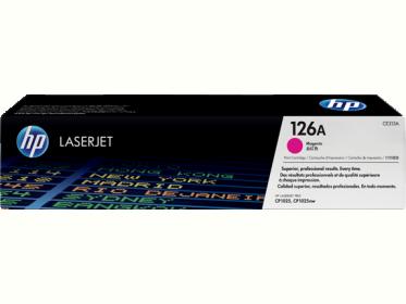 HP 126A Magenta Toner(CE313A)