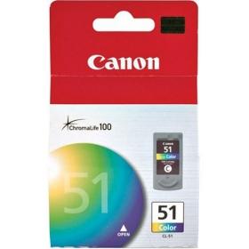 Canon CL-51 színes tintapatron (0618B001AA)