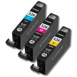 Canon CLI-526CMY multipack ciánkék-magenta-sárga tintapatron (4541B009)