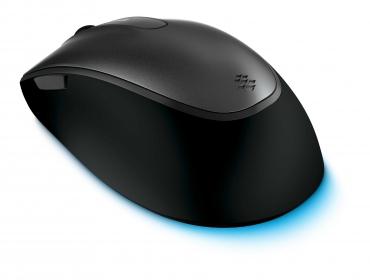 Microsoft 4500 Comfort USB BlueTrack fekete egér (4EH-00002)