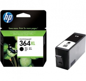 HP No364XL fekete Patron (CN684EE)