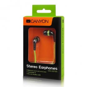 Canyon CNS-CEP2G zöld fülhallgató