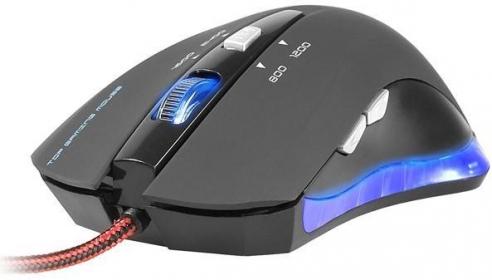 Tracer Battle Heroes Commanche 800 USB optikai fekete-kék egér (TRAMYS44915)