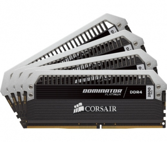 Corsair Dominator Platinum 4x8GB 2666MHz DDR4 (CMD32GX4M4A2666C15)