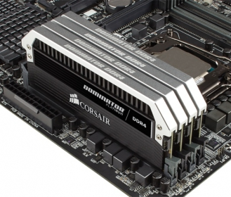 Corsair Dominator Platinum 4x4GB 2666MHz DDR4 (CMD16GX4M4A2666C15)