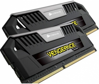 Corsair Vengeance Pro 8GB (2x4GB) 2400MHz DDR3  Ezüst (CMY8GX3M2A2400C11)