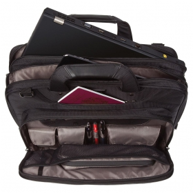 Targus Corporate Traveller Notebook Táska 15,6'' Fekete (CUCT02UA15EU)