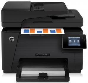HP LaserJet Pro M177fw Multifunkciós nyomtató (CZ165A)