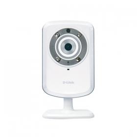 D-Link Beltéri éjjellátó wireless Cloud kamera (DCS-932L/E)