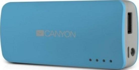 CANYON CNE-CPB44 4400 mAh kék PowerBank (CNE-CPB44BL)