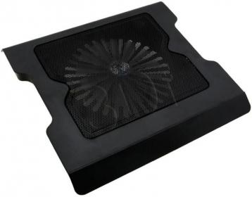 Esperanza Twister 15,6'' fekete notebook hűtő (EA122)