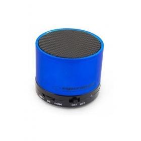 ESPERANZA RITMO 1.0 bluetooth kék-fekete hangszóró (EP115B)