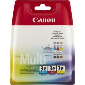 Canon BCI-3E cián-magenta-sárga multipack tintapatron (4480A265)