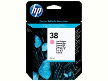 HP 38 világos magenta tintapatron (C9419A)