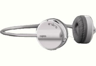 Rapoo H 6020 bluetooth szürke mikrofonos fejhallgató (142046)